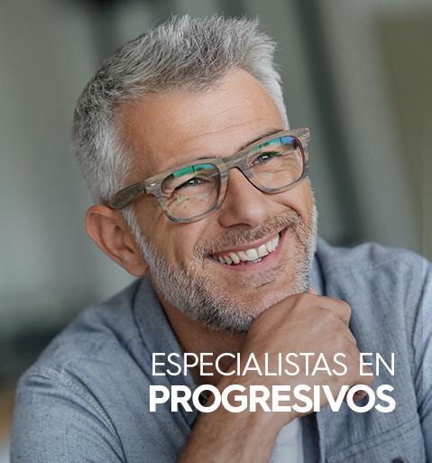 Gafas Progresivas Jaén