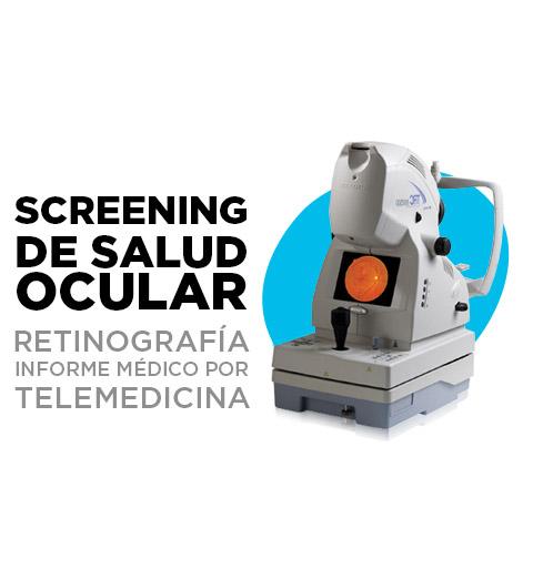 Revisión Ocular Gratuita